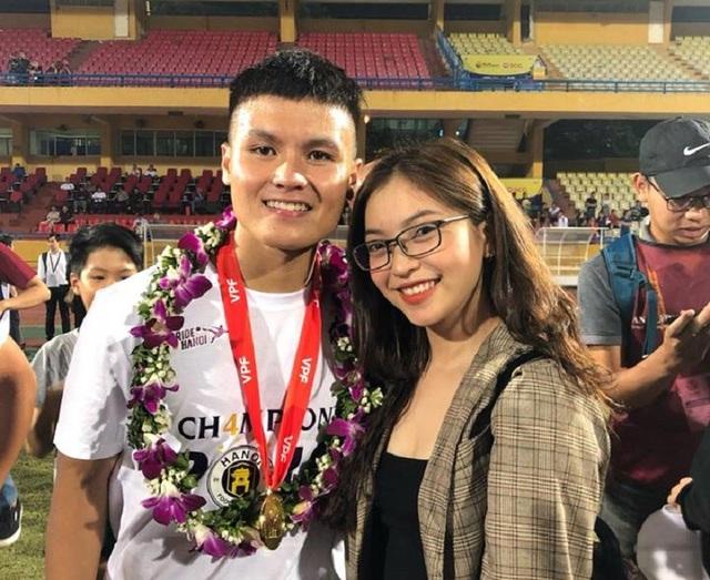 Cầu thủ Quang Hải và bạn gái Nhật Lê đã xoá trạng thái hẹn hò - 4