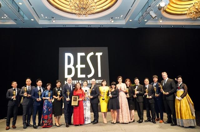 Tập đoàn khách sạn Mường Thanh nhận giải một trong những chuỗi khách sạn tư nhân hàng đầu Đông Nam Á - 1