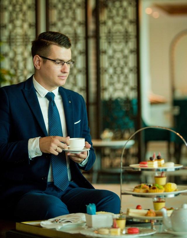 Thú vui sang chảnh mới ở Hạ long: Thưởng trà từ độ cao 100m - 2