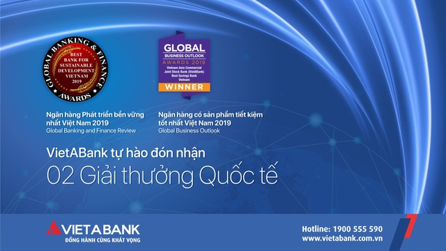 VietABank nhận 2 giải thưởng quốc tế, tiếp tục mở rộng mạng lưới tại Hà Nội - 1
