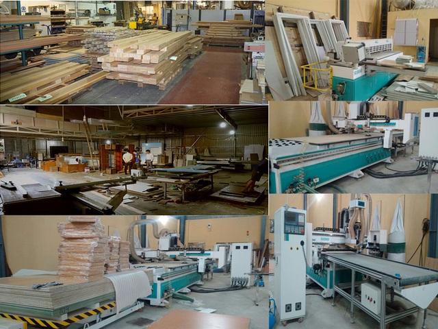 Máy chế biến gỗ công nghiệp – giải pháp mới của nền sản xuất nội thất hiện đại - 2