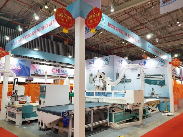 Máy chế biến gỗ công nghiệp – giải pháp mới của nền sản xuất nội thất hiện đại - 4