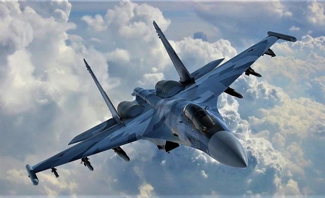 """Tiêm kích Su-35 - """"Vua"""" tác chiến trên không - 3"""