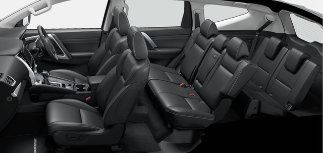 Mitsubishi Pajero Sport phiên bản mới 2020 - Chỉ thay đổi hình thức - 19