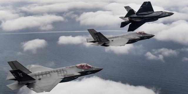 """Mỹ trang bị tên lửa có thể """"làm mù"""" phòng không đối phương cho tiêm kích F-35 - 1"""
