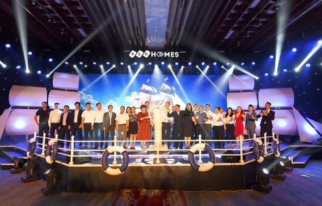 """Gần 1000 """"thủy thủ"""" hừng hực khí thế ra khơi tại chuỗi sự kiện kick-off Chinh phục miền đất hứa FLC Quảng Ngãi - 3"""