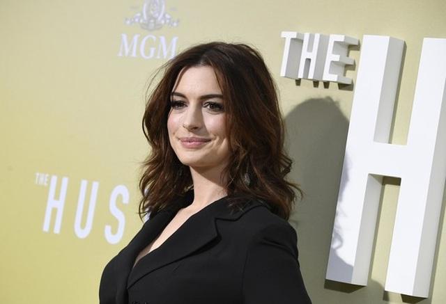Anne Hathaway mang thai lần hai - 4