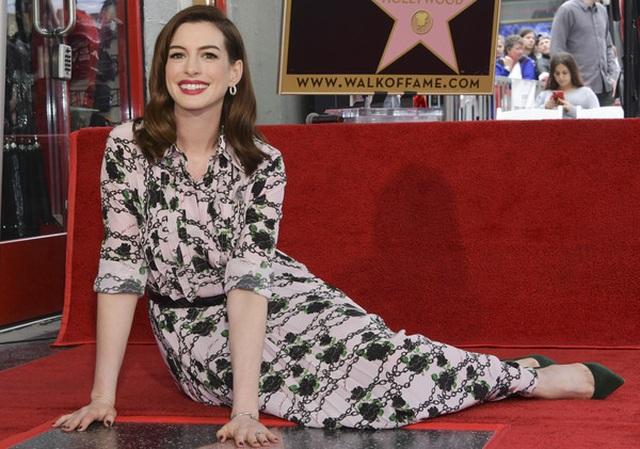 Anne Hathaway mang thai lần hai - 6