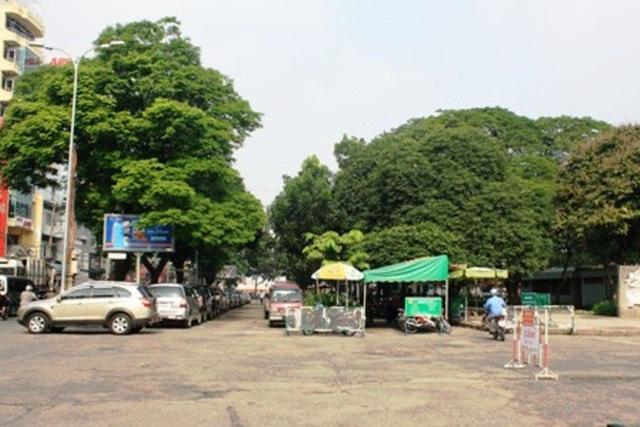 Chấm dứt hợp đồng BOT xây dựng bãi đậu xe ngầm Công viên Lê Văn Tám - 1