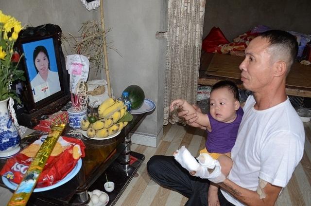 Bạn đọc Dân trí giúp đỡ bé 9 tháng tuổi mồ côi mẹ hơn 90 triệu đồng - 3