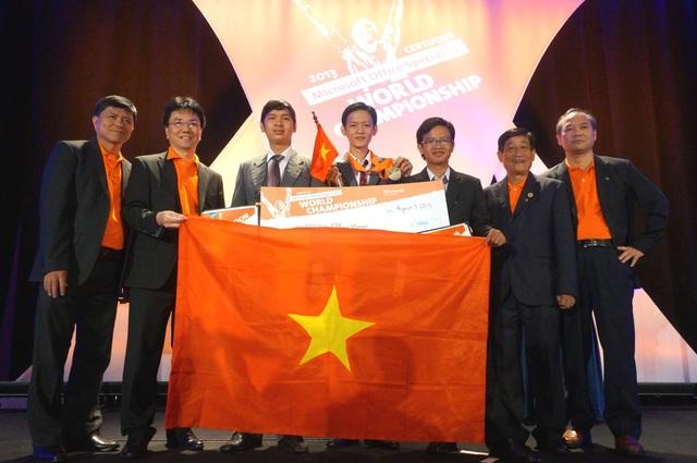 Đội tuyển MOSWC Việt Nam trước thềm VCK thế giới tại Hoa Kỳ - 3