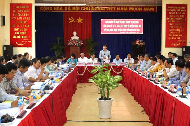 Cuối năm 2019, An Giang hoàn thành Chương trình xây dựng nông thôn mới - 2