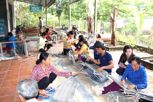 Cuối năm 2019, An Giang hoàn thành Chương trình xây dựng nông thôn mới - 6