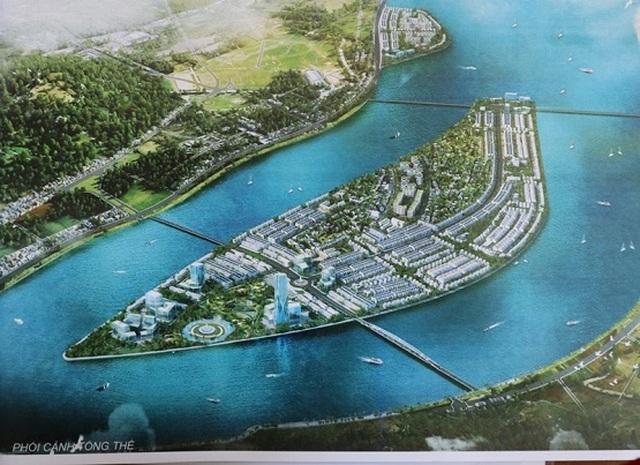 Quảng Ngãi:  Dự án khu đô thị sinh thái hơn 160 ha sẽ về tay ai? - 1
