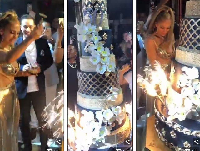 Jennifer Lopez mời 250 khách dự tiệc sinh nhật - 3