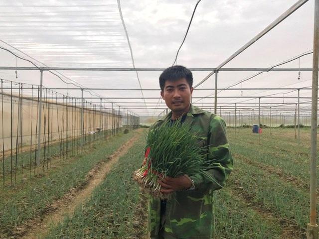 """Lãng tử 9X xứ Thanh bỏ lương """"khủng"""" về làng trồng...hành - 3"""