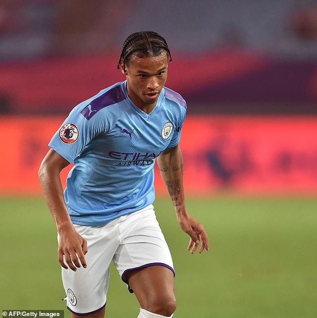 Nhật ký chuyển nhượng ngày 25/7: HLV Guardiola muốn giữ chân Leroy Sane - 1