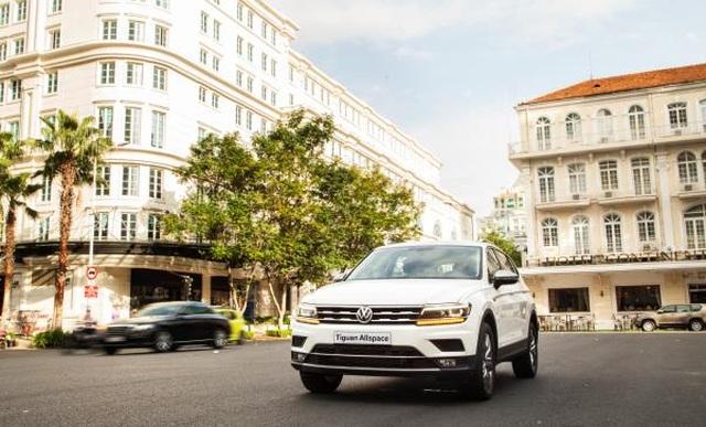 Tiguan - Ngôi sao doanh số của Volkswagen - 3