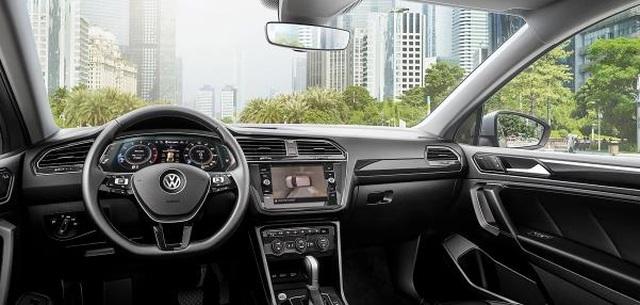 Tiguan - Ngôi sao doanh số của Volkswagen - 7