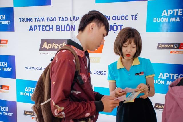 Aptech Buôn Ma Thuột - Cơ hội cho người trẻ đam mê công nghệ - 1