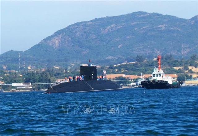 """Cận cảnh 6 """"Hố đen đại dương"""" thuộc Lữ đoàn Tàu ngầm của Hải quân Việt Nam - 3"""