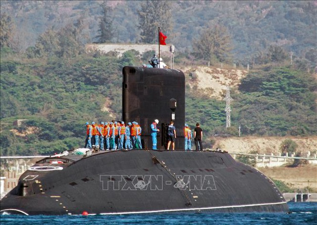 """Cận cảnh 6 """"Hố đen đại dương"""" thuộc Lữ đoàn Tàu ngầm của Hải quân Việt Nam - 5"""