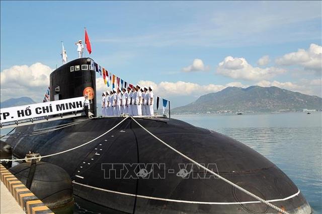 """Cận cảnh 6 """"Hố đen đại dương"""" thuộc Lữ đoàn Tàu ngầm của Hải quân Việt Nam - 6"""