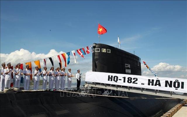 """Cận cảnh 6 """"Hố đen đại dương"""" thuộc Lữ đoàn Tàu ngầm của Hải quân Việt Nam - 11"""