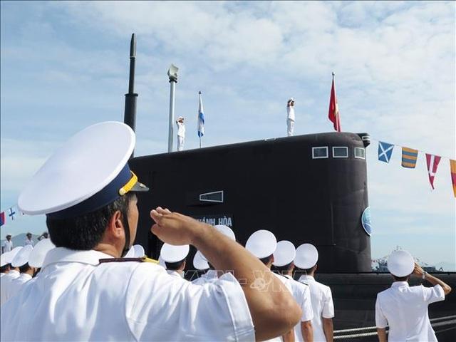 """Cận cảnh 6 """"Hố đen đại dương"""" thuộc Lữ đoàn Tàu ngầm của Hải quân Việt Nam - 13"""
