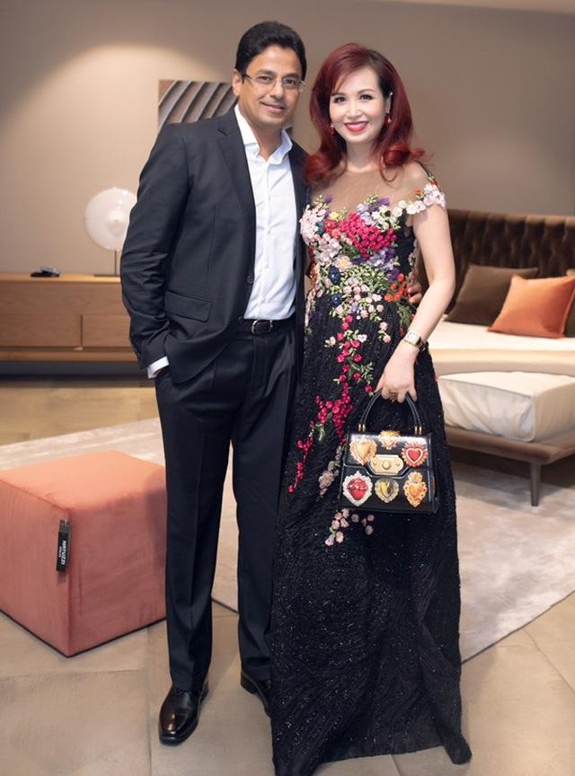 Hạnh phúc đáng ngưỡng mộ của Hoa hậu Diệu Hoa sau nhiều năm kết hôn - 1