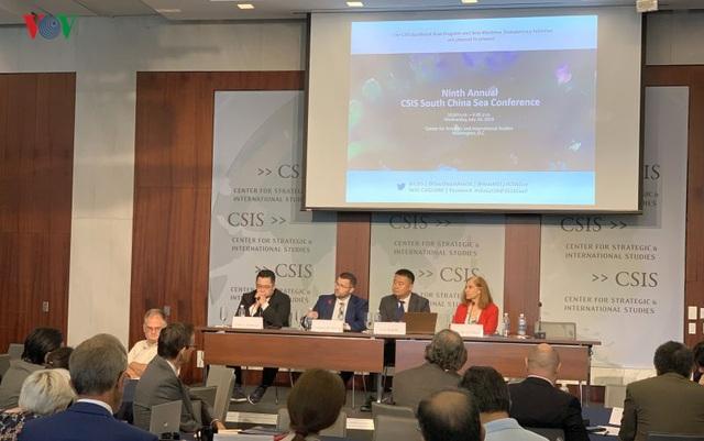 Học giả quốc tế khẳng định Trung Quốc vi phạm chủ quyền của Việt Nam trên Biển Đông - 1