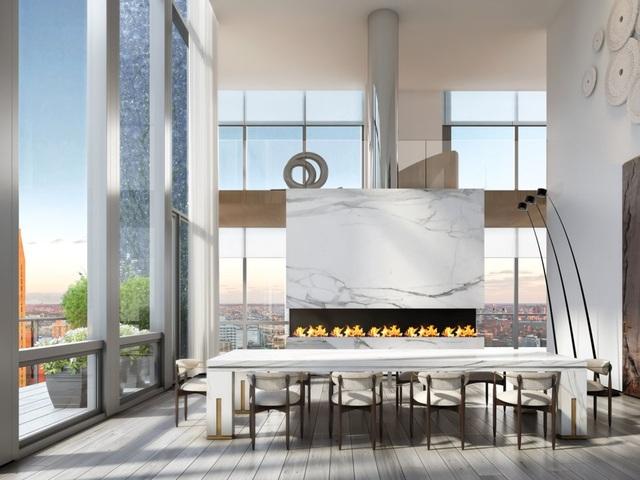 Bên trong căn hộ xa hoa đắt nhất New York với giá 98 triệu đô la - 1