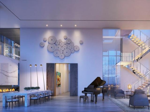 Bên trong căn hộ xa hoa đắt nhất New York với giá 98 triệu đô la - 2