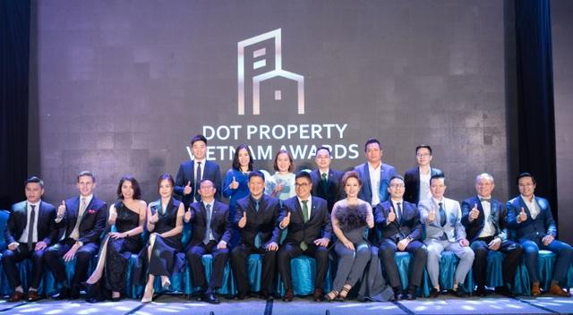 Tập đoàn Bất động sản TLM đạt cú đúp giải thưởng tại Dot Property Vietnam Awards 2019 - 3