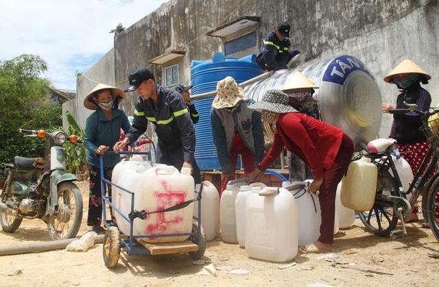 Đối diện hạn nặng, Bình Định lo thiếu nước sinh hoạt và cây trồng