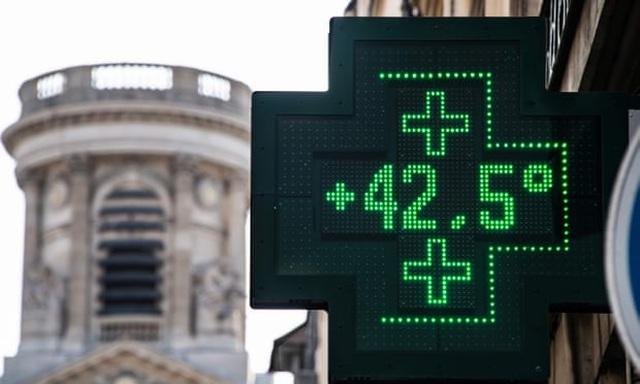 """Châu Âu oằn mình dưới đợt nắng nóng """"nghiền nát"""" mọi kỷ lục - 6"""