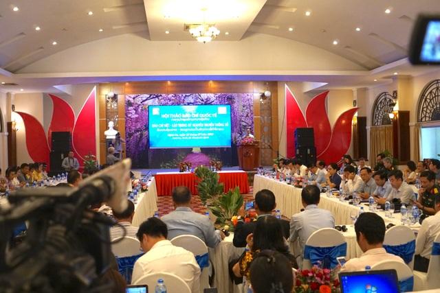 Hội thảo quốc tế báo chí Việt - Lào trong kỷ nguyên truyền thông số - 1