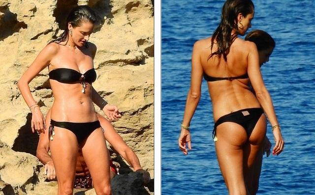 Alessandra Ambrosio tận hưởng mùa hè tại Ý - 2