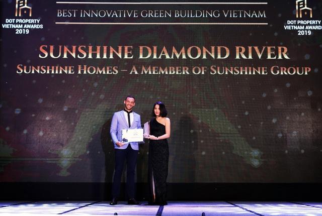 Sunshine Group chiến thắng vang dội với 5 giải thưởng danh giá tại Dot Property Awards 2019 - 2