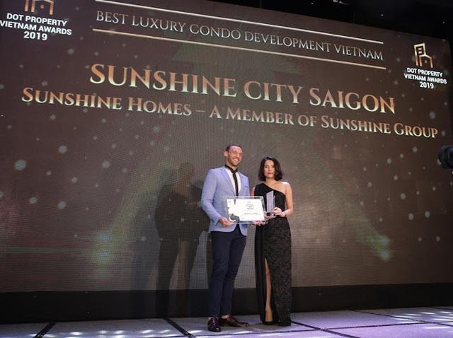 Sunshine Group chiến thắng vang dội với 5 giải thưởng danh giá tại Dot Property Awards 2019 - 3