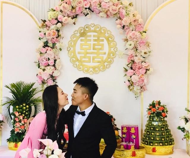 Em gái tài giỏi, xinh đẹp của Hoa hậu Ngọc Diễm kết hôn ở tuổi 23 - 5