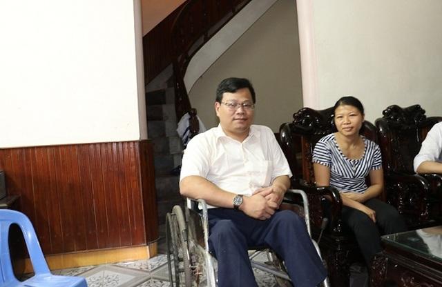 Người công nhân khuyết tật Vũ Thanh Hồng - tấm gương vượt lên số phận - 5