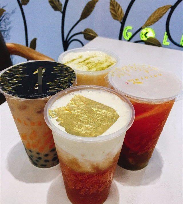Học giới nhà giàu Dubai, dân chơi Việt chi bội tiền thưởng thức món ăn dát vàng  - 3