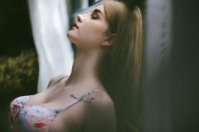 Hot girl xăm trổ Thái Lan cơ thể nhuốm đầy mực vẫn đẹp như thiên thần - 11