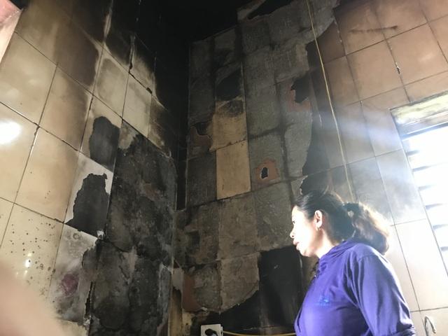 Nghệ An: Điện yếu gây cháy hàng loạt thiết bị, cả xóm bức xúc phản đối đóng tiền - 3
