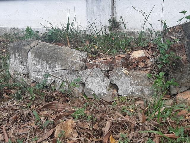 Gần 100 ngôi mộ liệt sĩ bị sụt lún, nứt nẻ: Chạnh lòng niềm tri ân! - 5