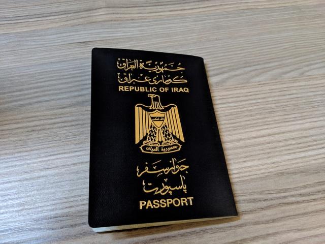 """Du khách có bộ râu khủng"""", đi khắp thế giới bằng tấm hộ chiếu ít quyền lực nhất - 2"""