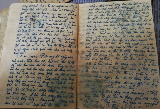Cuốn nhật ký của chàng sinh viên Nga văn ngã xuống ở chặng cuối cuộc chiến vệ quốc - 2
