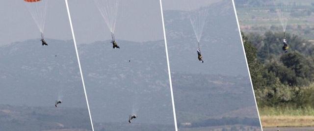 Hạ cánh bất thành, máy bay không quân Pháp lao xuống đường cao tốc - 3