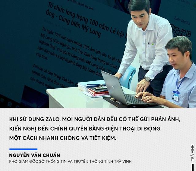 """Phía sau công nghệ giúp người dân """"chat"""" với chính quyền - 4"""